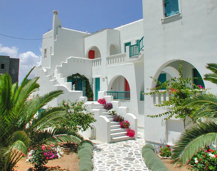 Villa Naxia Studios & Apartments
