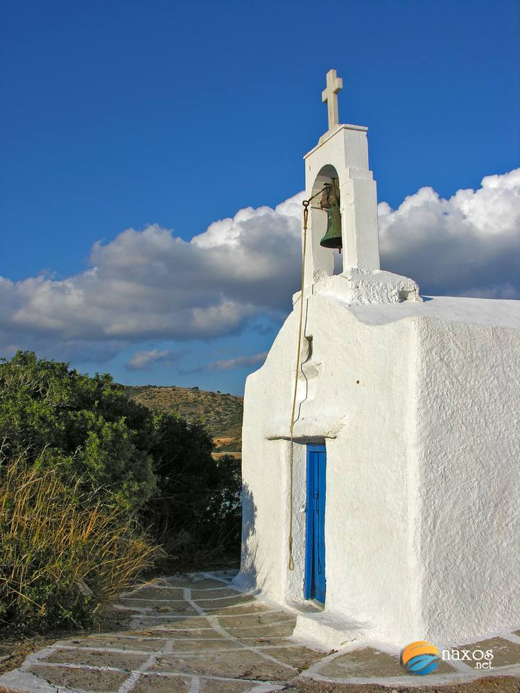 Chapel at Kalados beach