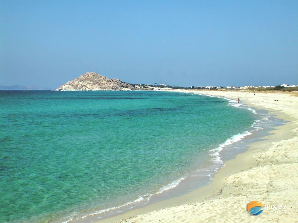 Kastraki beach, Naxos