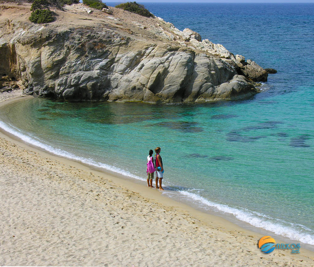 Beach Island: Find Your Beach On Naxos Island