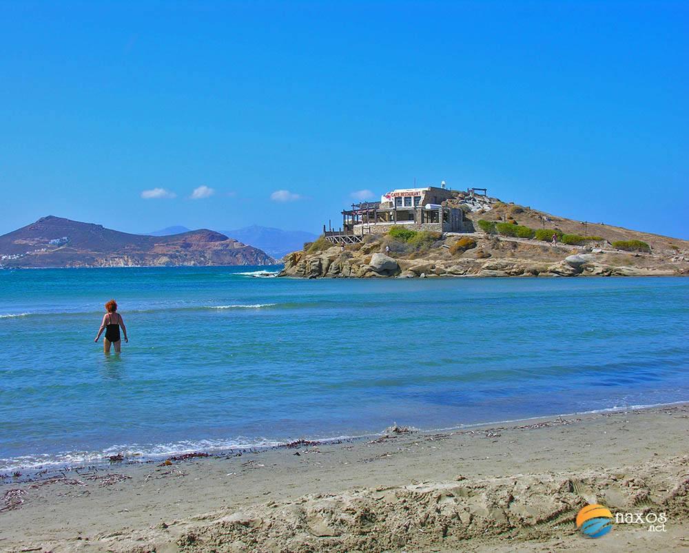 Photos Of Saint George Beach Naxos Greece