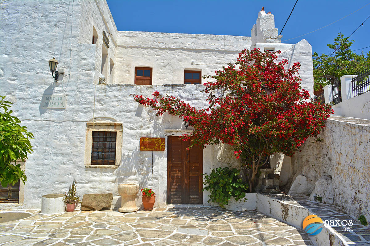 The most traditional villages of Naxos