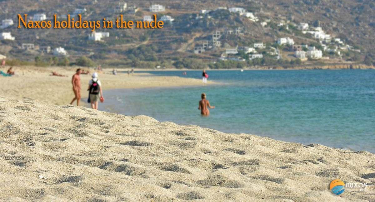 Naxos Nude Beach