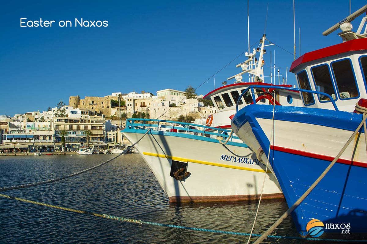 Easter on Naxos