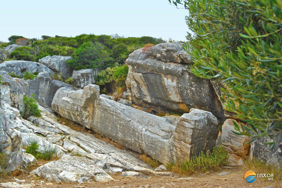 Prehistoric times on Naxos