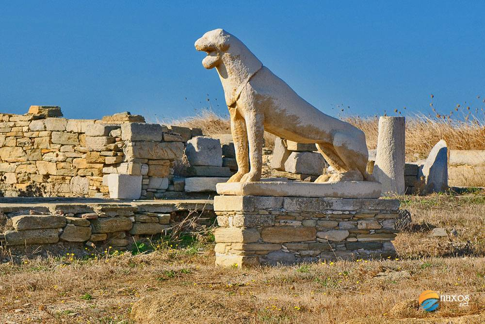 The antiquities of Delos