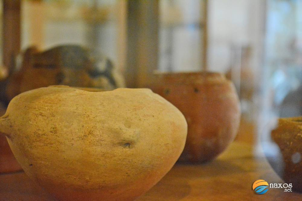 Finds in the Apeiranthos museum