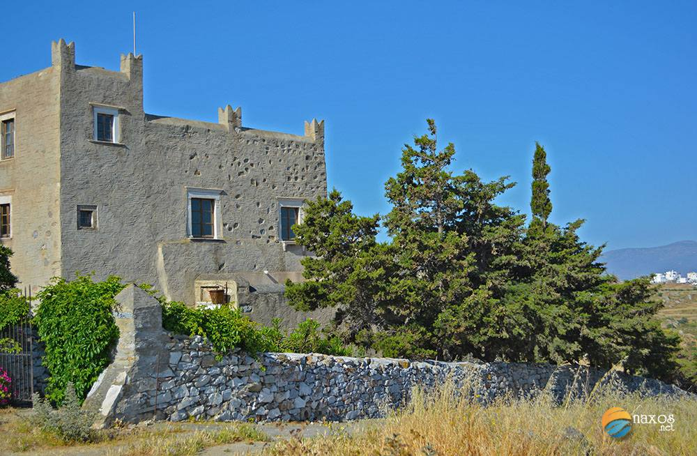 Bellonias tower, Naxos