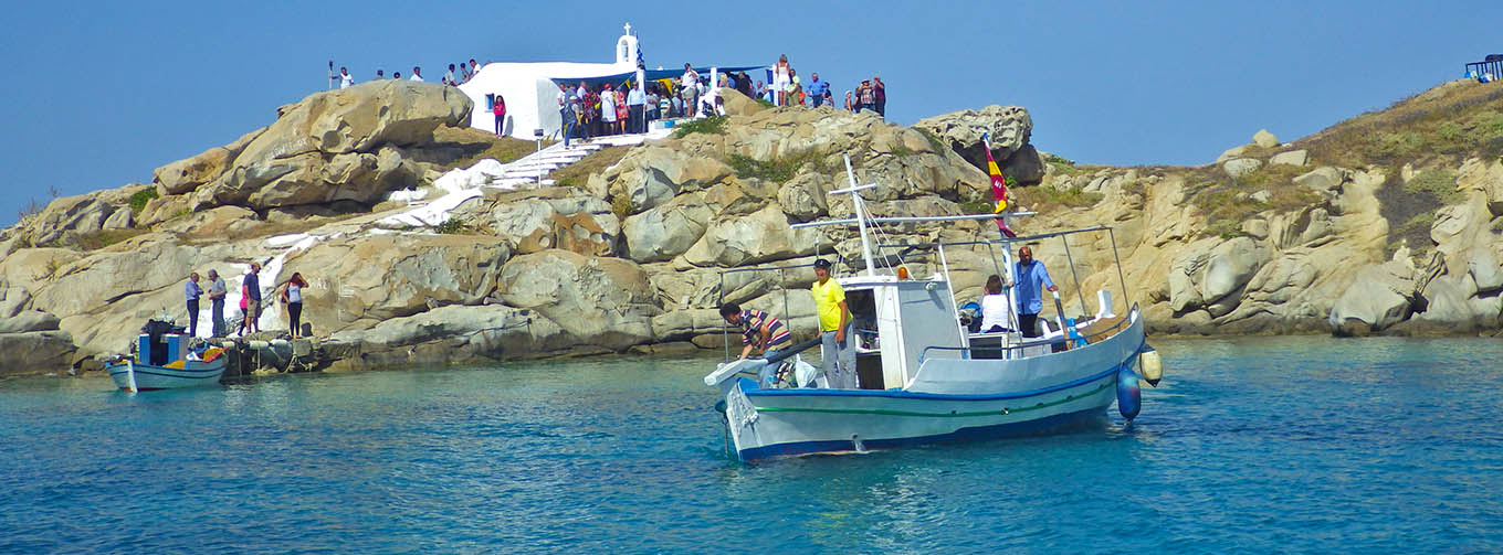 Naxos sightseeing