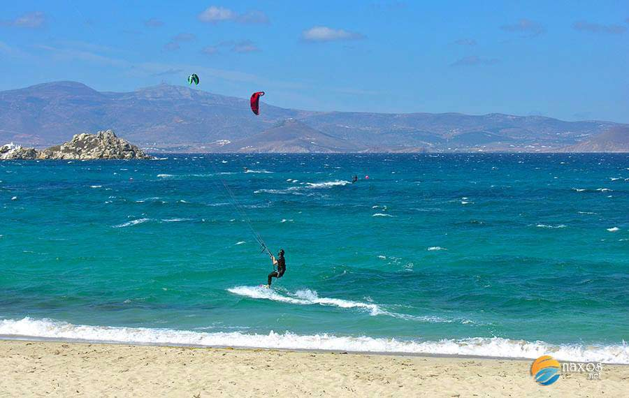 The best beaches of Naxos